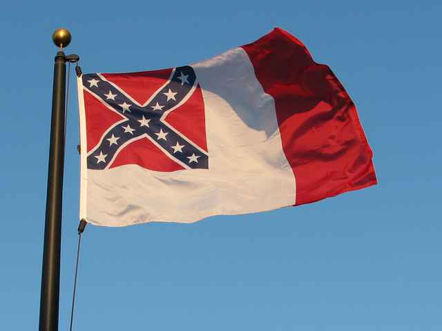 the issues surrounding the confederate battle flag in public places The confederate battle flag is a that is happening around us today studying the flag's full flag from public display in.